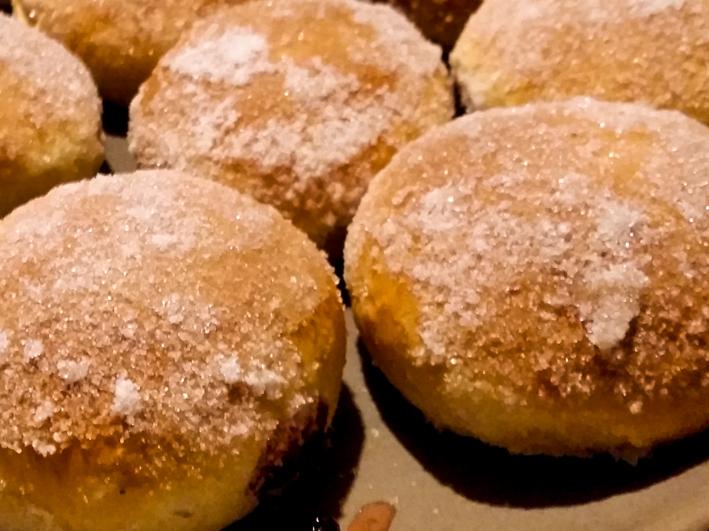 hefeteig Krapfen berliner donuts rezept