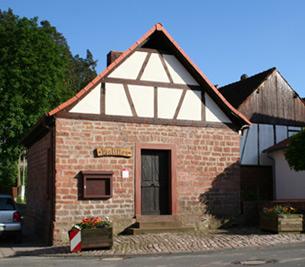 Bakkes Haus in Wald-Amorbach