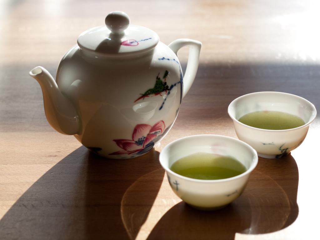 Matcha Tee - ein Genuß
