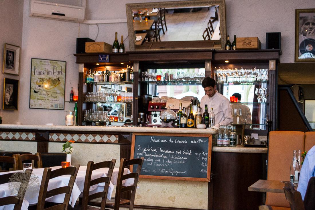 FrauBpunkt labrasserie restaurant