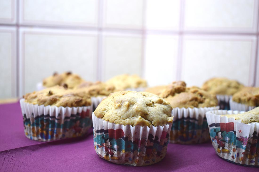FrauBpunkt YoungMomBlogging Apfel Muffins Gastbeitrag (4 von 2)