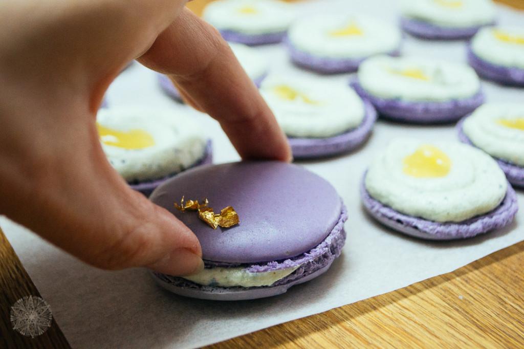 FrauBpunkt Macarons Veilchen Pfeffer Zitrone Rezept-0216