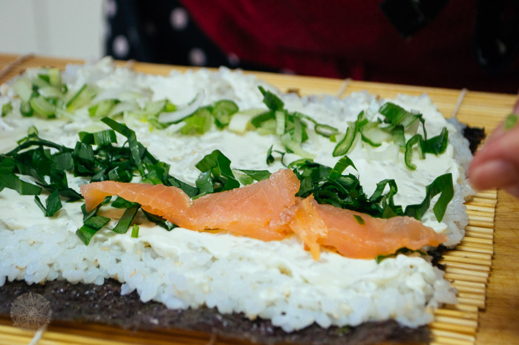 FrauBpunkt Ostern Kreatives Allerlei Sushi Ei-1207