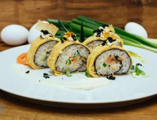 Frühlingssushi Eier Spezial – Eine außergewöhnliche Brunch Idee