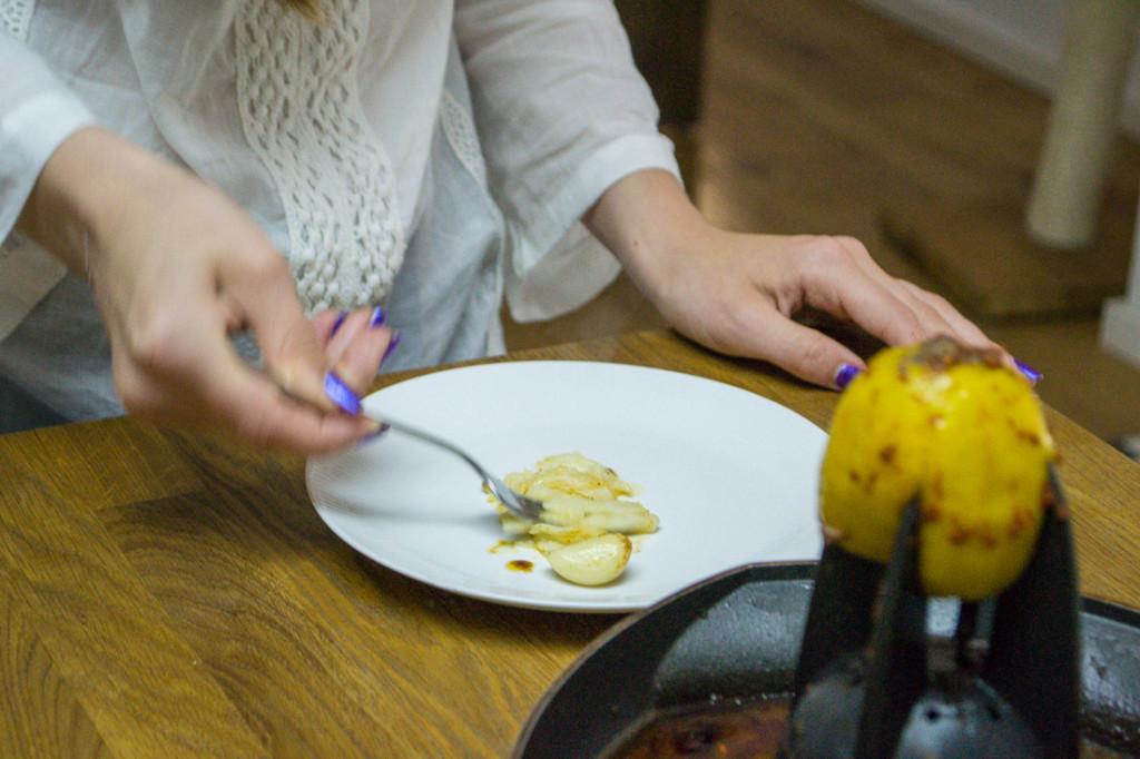 FrauBpunkt Brathähnchen Granatapfel Popcorn Salat E njoyFood (10 von 21)