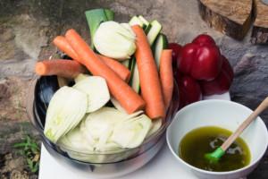 Antipasti BBQ Gemüse Salat Beilage Enjoyfood Fraubpunkt (2 von 6)