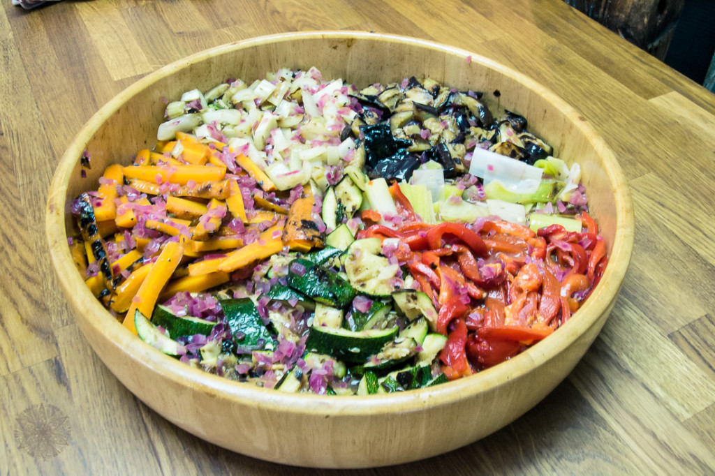 Antipasti BBQ Gemüse Salat Beilage Enjoyfood Fraubpunkt (4 von 6)