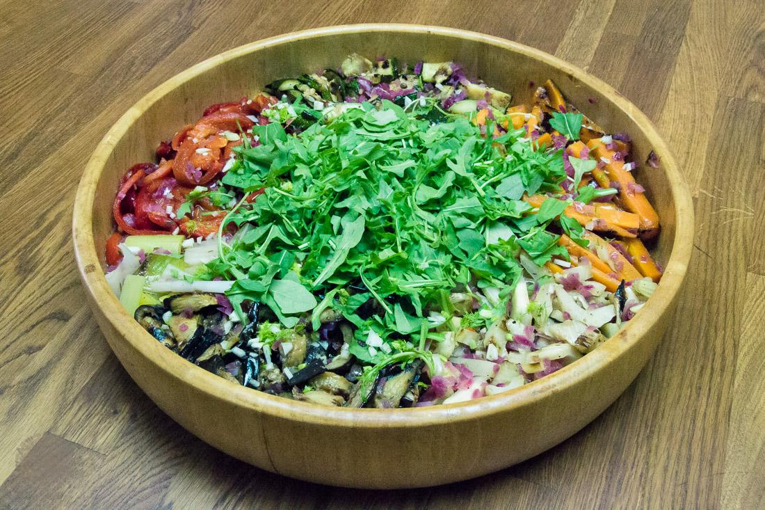 Antipasti BBQ Gemüse Salat Beilage Enjoyfood Fraubpunkt (6 von 6)