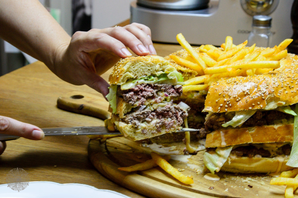 Big Mac BBigMak McDonalds BBQ Rezept FrauBpunkt (13 von 19)
