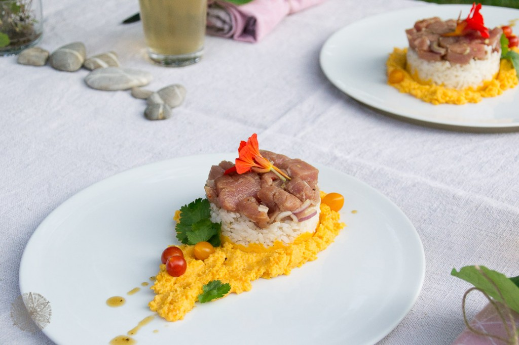 FrauBpunkt Ahi Thunfisch Poke Sushi Veränderung Storytelling Rezept (14 von 17)