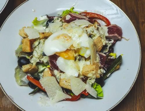 Nizza Salat – Resteverwertung Deluxe