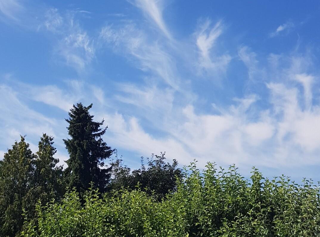 Himmel Bayern